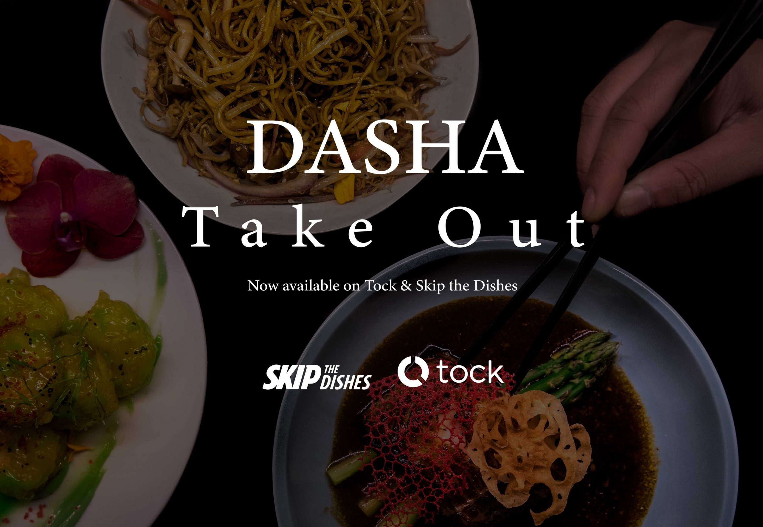 DASHA Take out